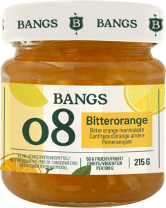 Bitter orange marmalade
