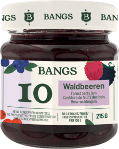 Forest berry jam