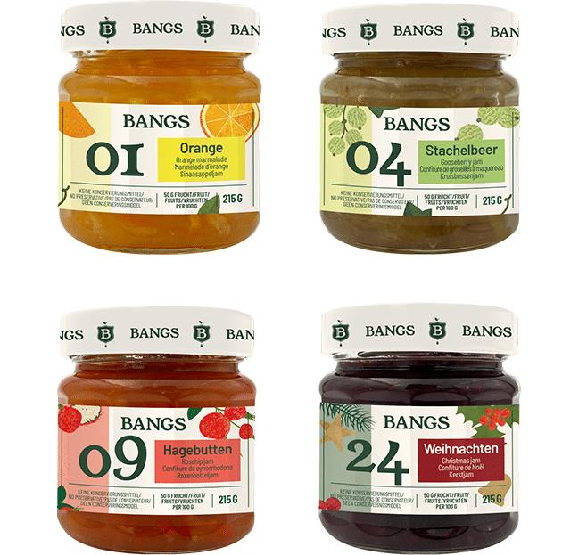 High-quality marmalade