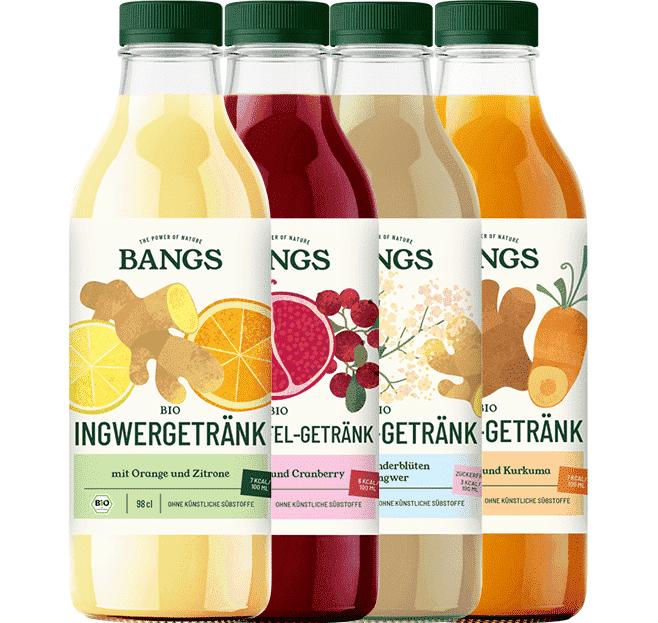 Bio-Getränke