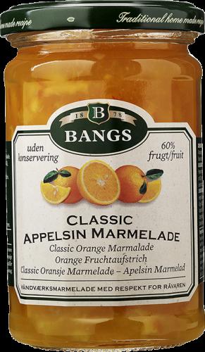 Appelsin bangs