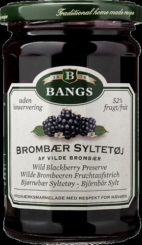 bangs-Brombær-jam